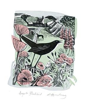August Blackbird
