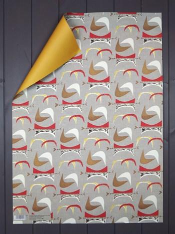 GIFTWRAP - Furnishing textile 1952