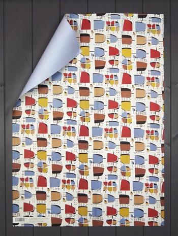 GIFTWRAP - Furnishing textile, 1956