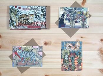 Linocut images
