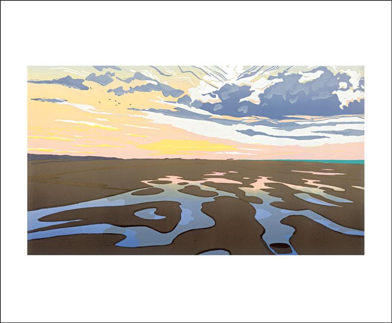 Holkham tide pools