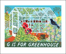 G for Greenhouse