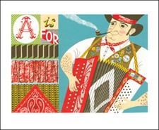 A is for Accordian