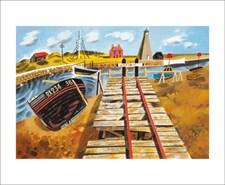 Rye Harbour, 1958