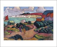 Studland Bay, Dorset, 1911