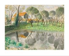 Newt Pond, 1932