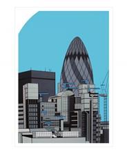 Gherkin & Lloyds, London